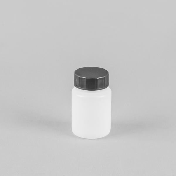 screw top plastic jar