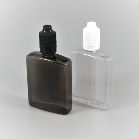 Postal friendly plastic bottle