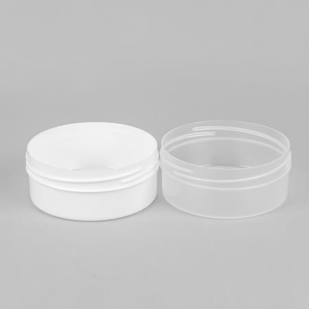 PLASTIC BODY BUTTER JARS