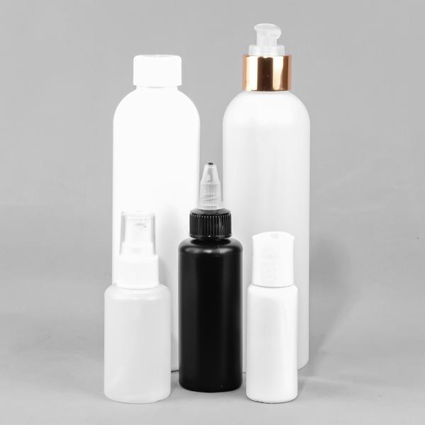 Boston Plastic Bottles