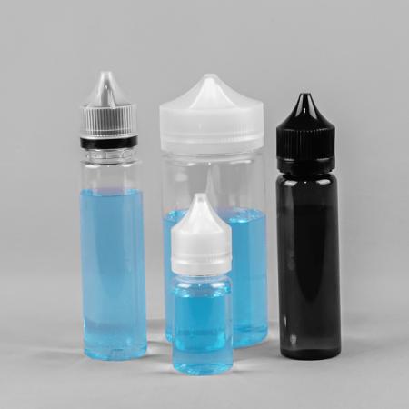 Short fill dropper bottles