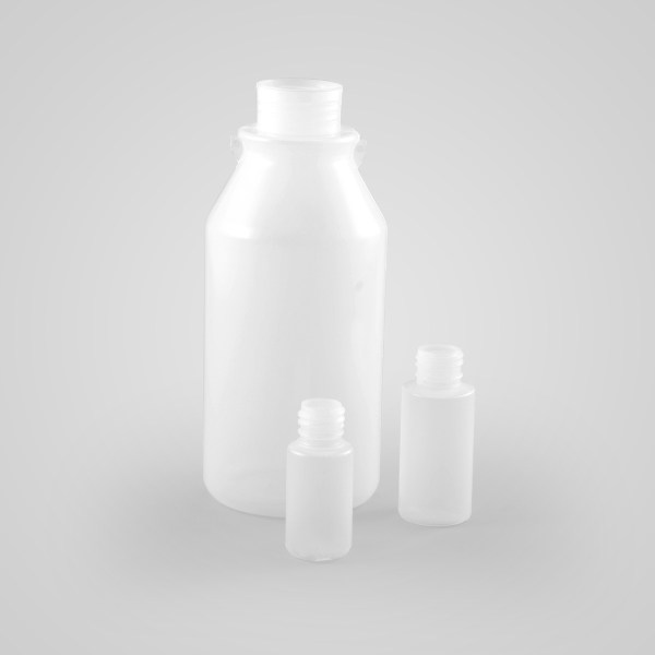 Small LDPE Plastic Bottles