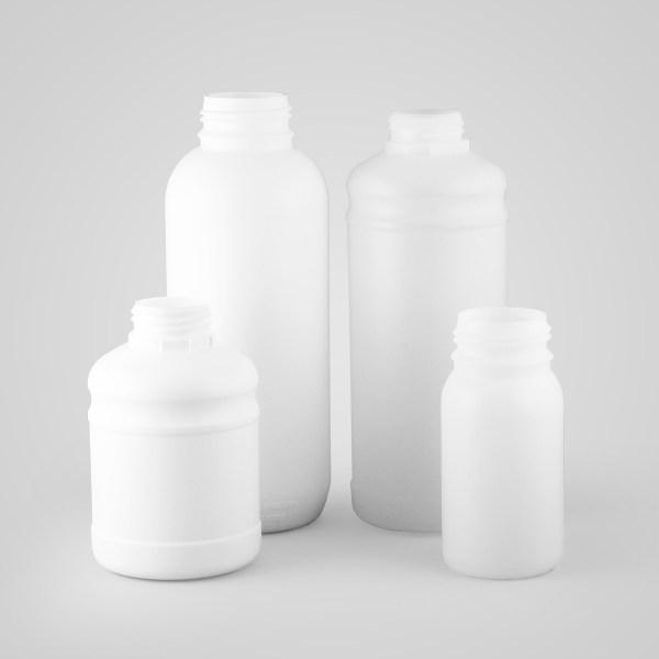 Fluorinated Plastic Bottles