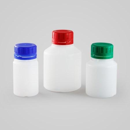 Wide neck Round Bottles