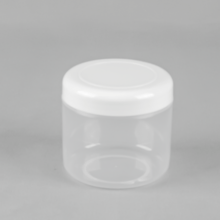 Clear PP jar