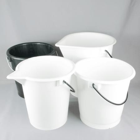 plastic LDPE buckets