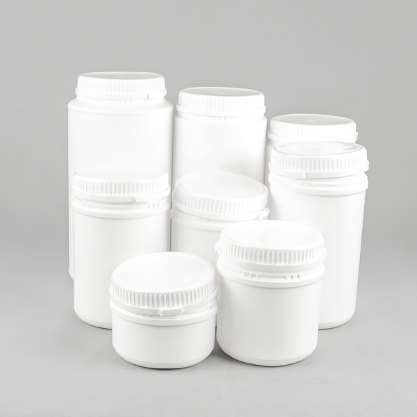 un approved small volume plastic containers