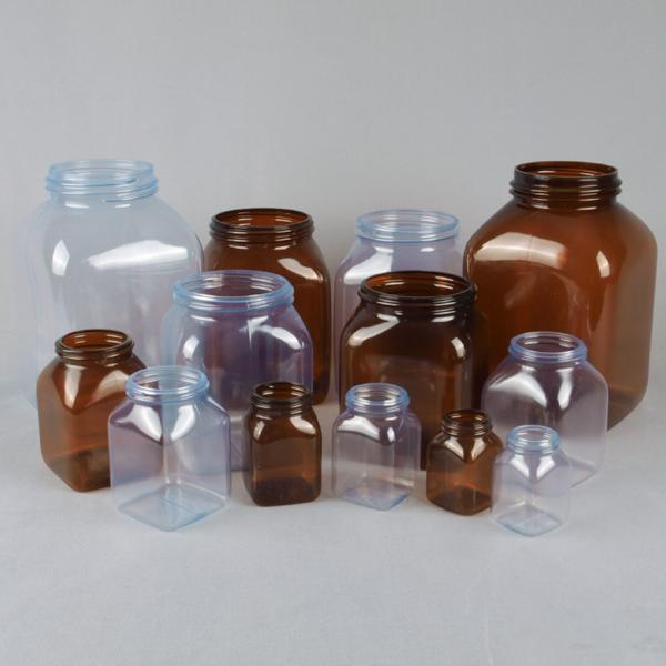 wide neck plastic container