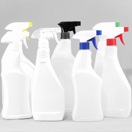 plastic trigger bottles