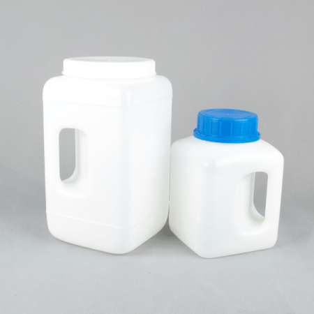 Wide Neck Plastic Container Series 311 HDPE